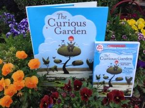 Curious Garden Cover