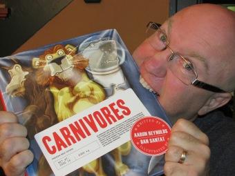 Carnivores rawr.AR